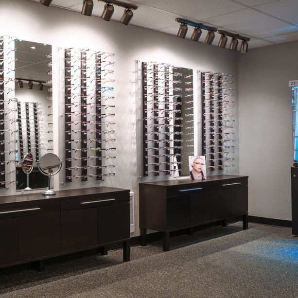Eyewear at First Choice Vision Centre